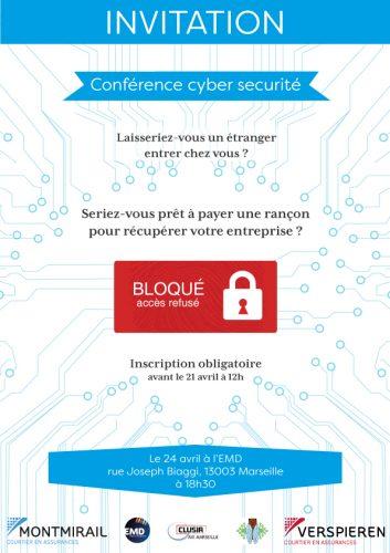 Conférence Cyber-Sécurité