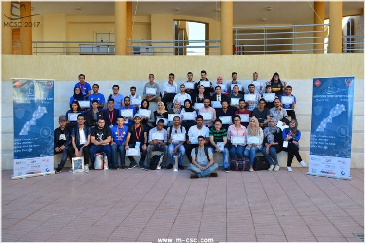 Mai 2017: Moroccan Cyber Security Camp 2017