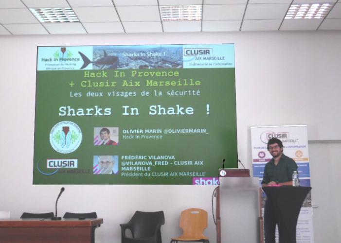 Mai 2017: Sharks in Shake 2017